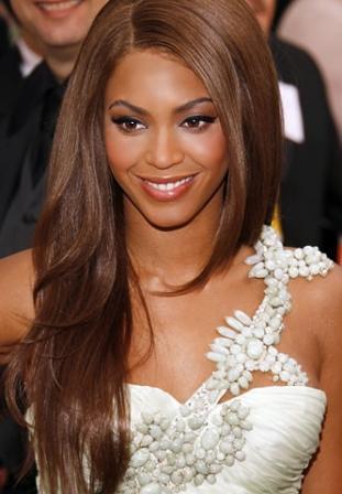 beyonce-long-brown-hair