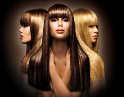 Виды окрашивания ваших волос