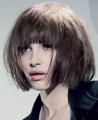 Окрашивание тонких волос и уход