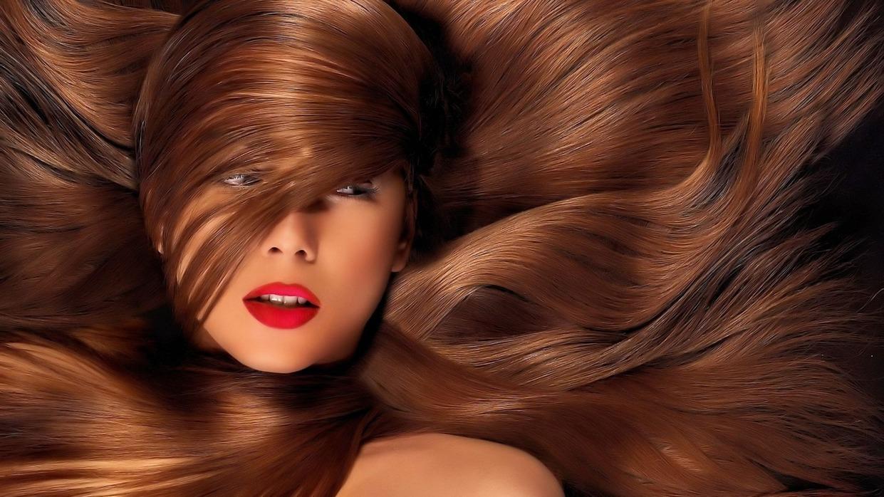 Фото как сделать волосы красивыми и